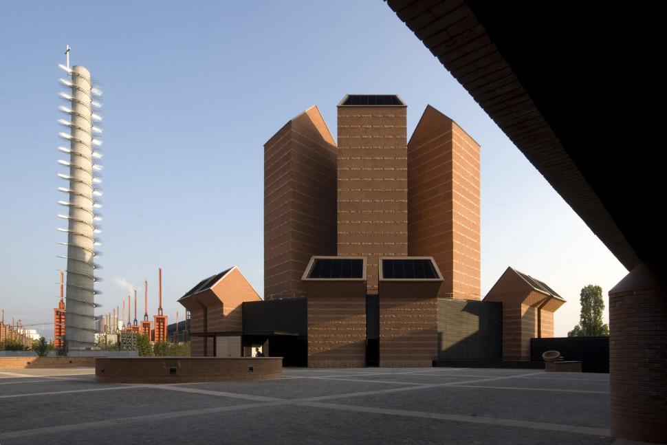 TORINO, Chiesa del Santo Volto.