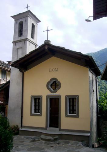 <B>VIU' (To). Cappella della Sindone.</B>