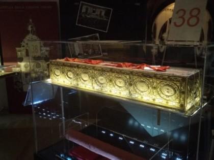 TORINO. Museo della Sindone.