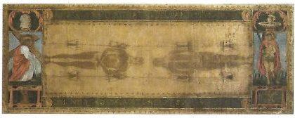 TORINO, Musei Reali, Biblioteca Reale, Il verissimo ritratto del Santissimo Sudario del nostro Salvatore Gesù Cristo