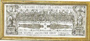 RACCONIGI, Castello, Prima solenne ostensione della Sindone a Torino alla presenza di san Carlo Borromeo.