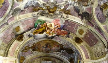 TORINO. Chiesa del Ss. Sudario.