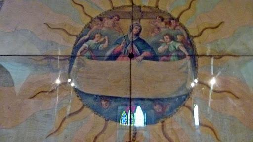 <B>TORINO. Chiesa di San Domenico: vessillo della Battaglia di Lepanto.</B>